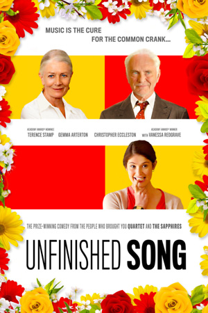 Unfinished Song (2012) DVD Release Date