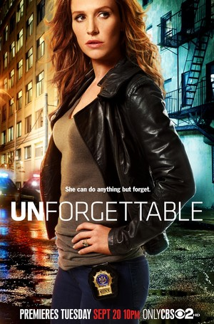 Unforgettable (TV Series 2011- ) DVD Release Date