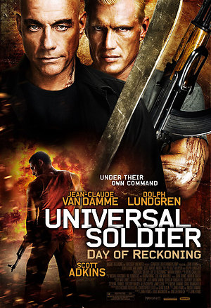 Universal Soldier: Day of Reckoning (2012) DVD Release Date