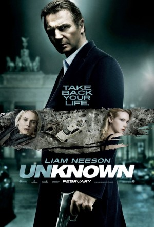 Unknown (2011) DVD Release Date