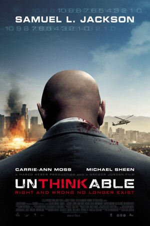 Unthinkable (2010) DVD Release Date