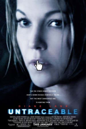 Untraceable (2008) DVD Release Date
