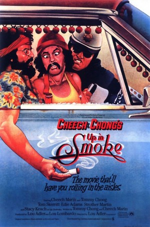Up in Smoke (1978) DVD Release Date