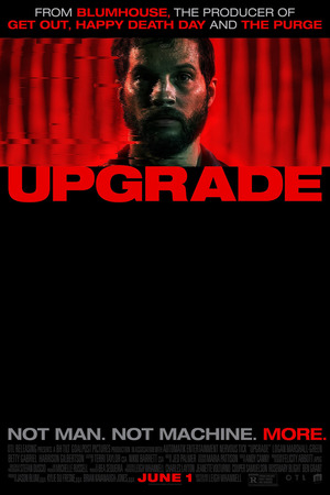 Upgrade (2018) DVD Release Date