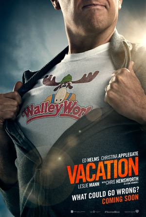 Vacation (2015) DVD Release Date