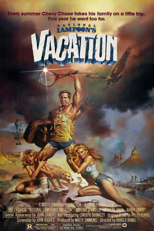 Vacation (1983) DVD Release Date