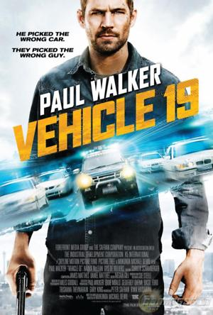 Vehicle 19 (2013) DVD Release Date