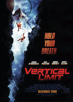 Vertical Limit (2000) DVD Release Date