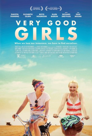 Very Good Girls (2013) DVD Release Date
