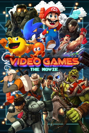 Video Games: The Movie (2014) DVD Release Date