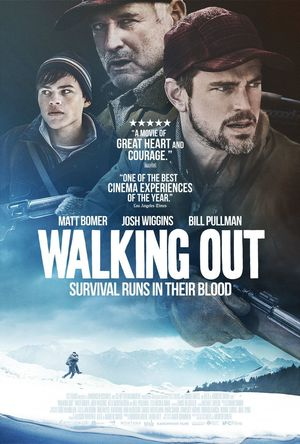 Walking Out (2017) DVD Release Date