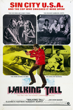 Walking Tall (1973) DVD Release Date