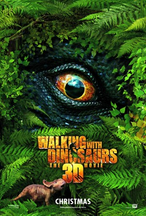 Walking with Dinosaurs 3D (2013) DVD Release Date