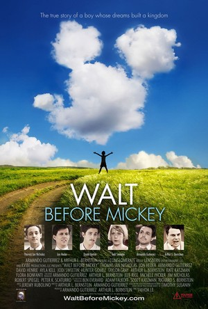 Walt Before Mickey (2015) DVD Release Date