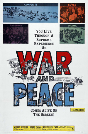 War and Peace (1956) DVD Release Date