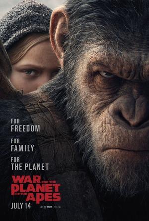 Resultado de imagen para the war of the planet of apes