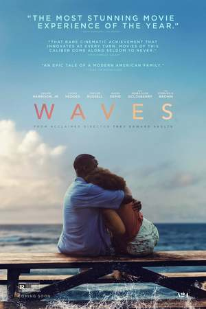 Waves (2019) DVD Release Date