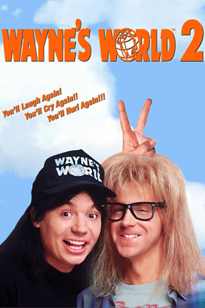 Wayne's World 2 (1993) DVD Release Date
