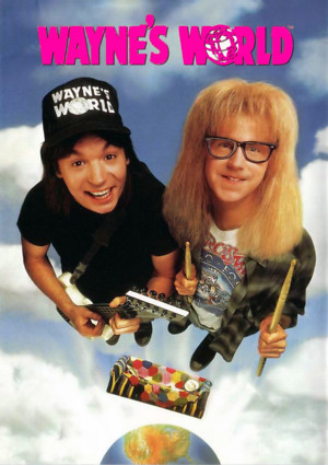 Wayne's World (1992) DVD Release Date
