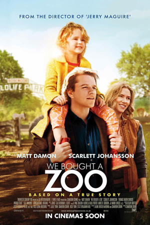 We Bought a Zoo (2011) DVD Release Date