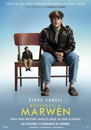 Welcome to Marwen (2018) DVD Release Date