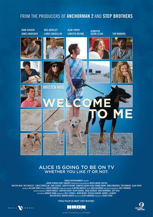 Welcome to Me (2014) DVD Release Date