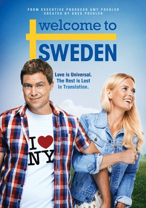 Welcome to Sweden (TV Series 2014- ) DVD Release Date