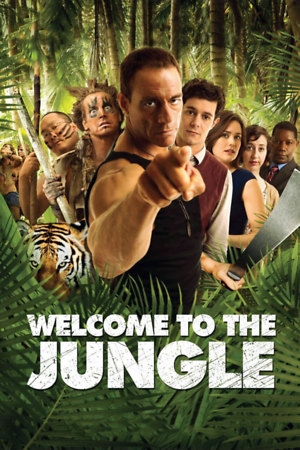 Welcome to the Jungle (2013) DVD Release Date