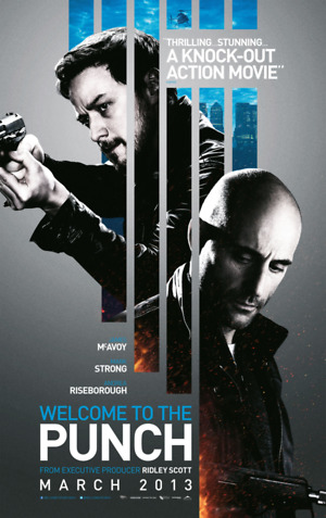 Welcome to the Punch (2013) DVD Release Date