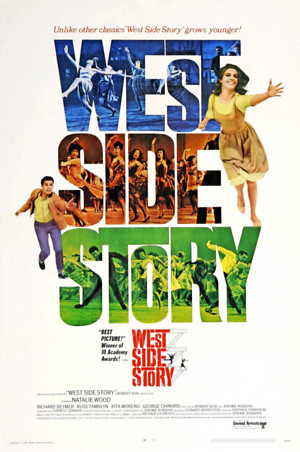 West Side Story (1961) DVD Release Date