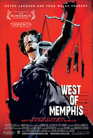 West of Memphis (2012) DVD Release Date