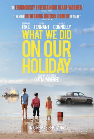 What We Did on Our Holiday (2014) DVD Release Date