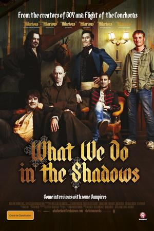 What We Do in the Shadows (2014) DVD Release Date