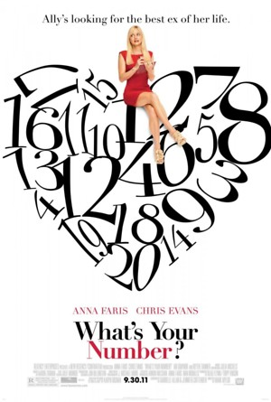 What's Your Number? (2011) DVD Release Date
