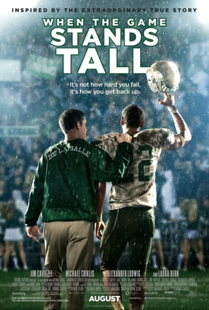 When the Game Stands Tall (2014) DVD Release Date