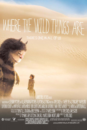 Where the Wild Things Are DVD Release Date March 2, 2010
