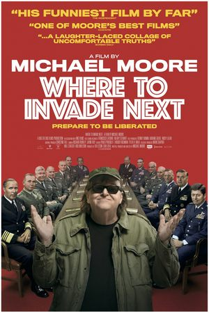 Where to Invade Next (2015) DVD Release Date