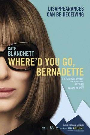 Where'd You Go, Bernadette (2019) DVD Release Date