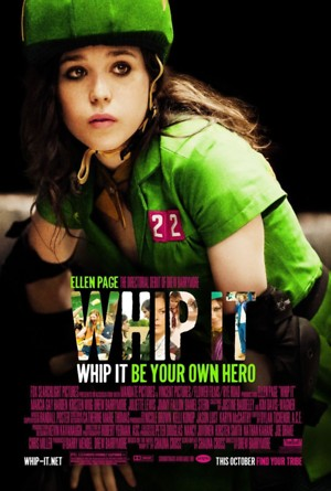 Whip It (2009) DVD Release Date