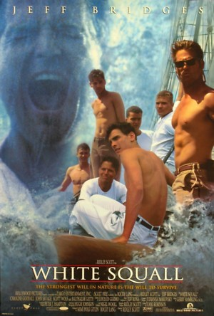 White Squall (1996) DVD Release Date