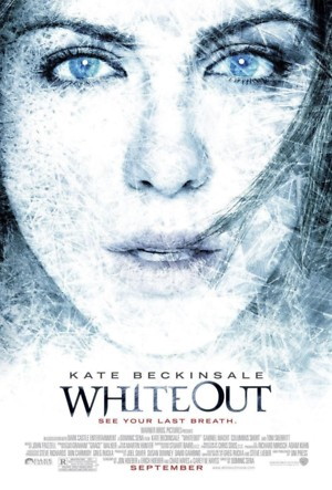 Whiteout (2009) DVD Release Date