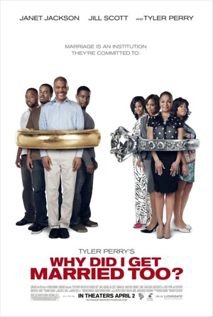 Why Did I Get Married Too? (2010) DVD Release Date