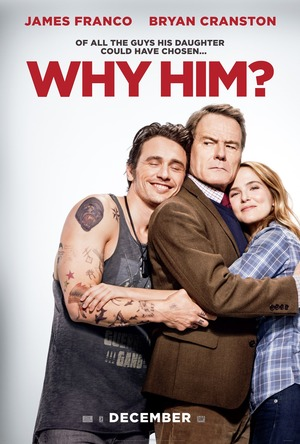 Why Him? (2016) DVD Release Date
