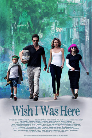 Wish I Was Here (2014) DVD Release Date