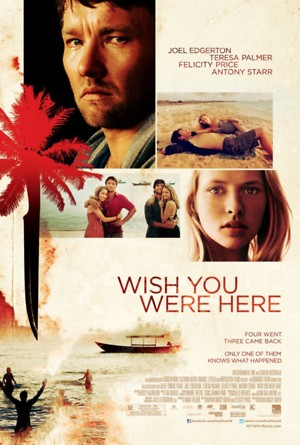 Wish You Were Here (2012) DVD Release Date