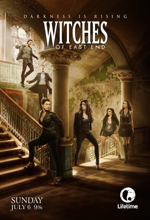 Witches of East End (TV Series 2013- ) DVD Release Date