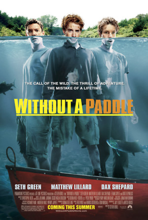 Without a Paddle (2004) DVD Release Date