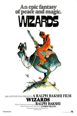 Wizards (1977) DVD Release Date