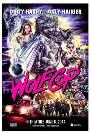 WolfCop (2014) DVD Release Date