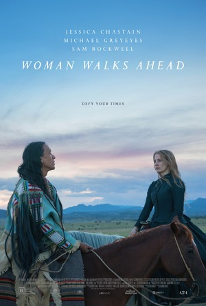 Woman Walks Ahead (2017) DVD Release Date